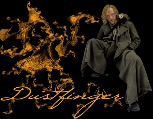 Dustfinger 壁纸