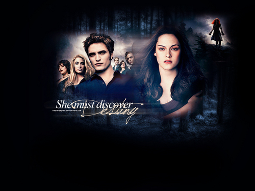 Twilight Series wallpaper called Eclipse <3