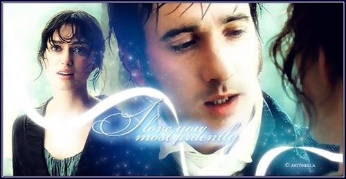Elizabeth & Mr. Darcy