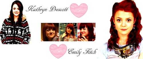 Emily Fitch aka Kathryn Prescott