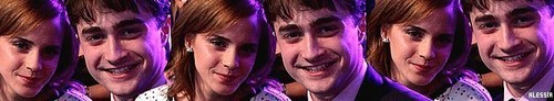 Harry Potter bức ảnh called Emma&Dan