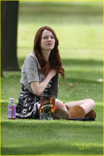 Emma Stone پیپر وال called Emma Stone