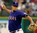 Eric Hurley - texas-rangers photo