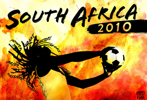 FIFA World Cup South Africa 2010 壁紙 called FIFA World Cup South Africa 2010