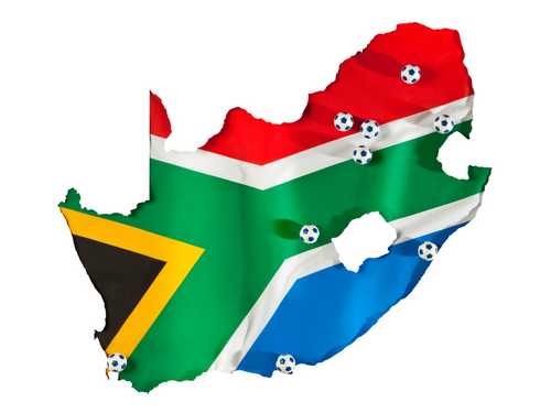 FIFA World Cup South Africa 2010 wolpeyper titled FIFA World Cup South Africa 2010