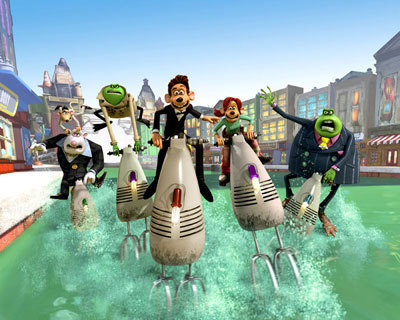Flushed away picture 1