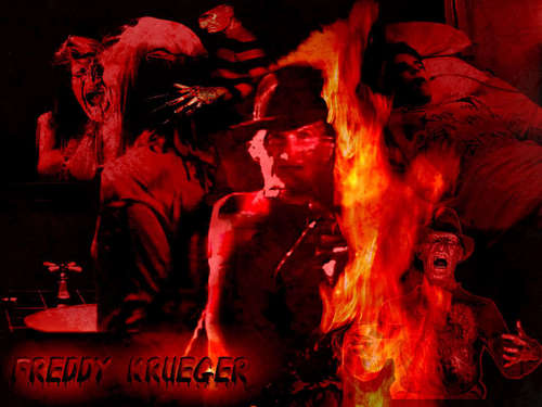 Freddy Krueger wallpaper titled Freddy Krueger