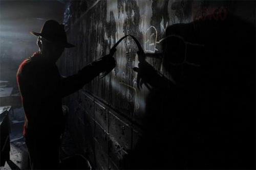 Freddy Krueger kertas dinding called Freddy Krueger