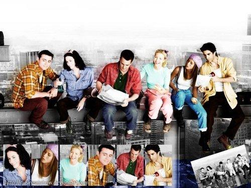 Друзья Cast