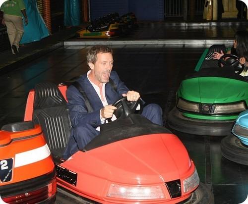 Go Kart racing!