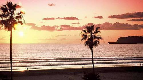 God's beautiful beaches