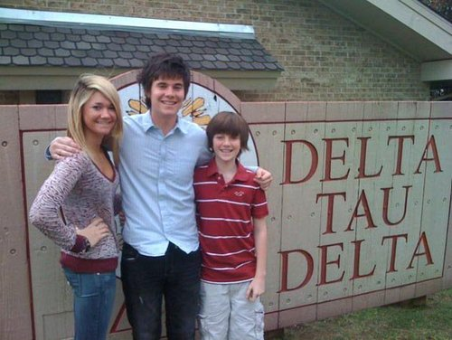 Greyson and his Siblings