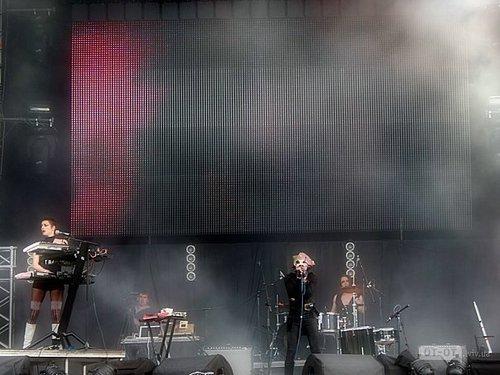IAMX at Lviv rock festival Stare misto on 22 may 2010