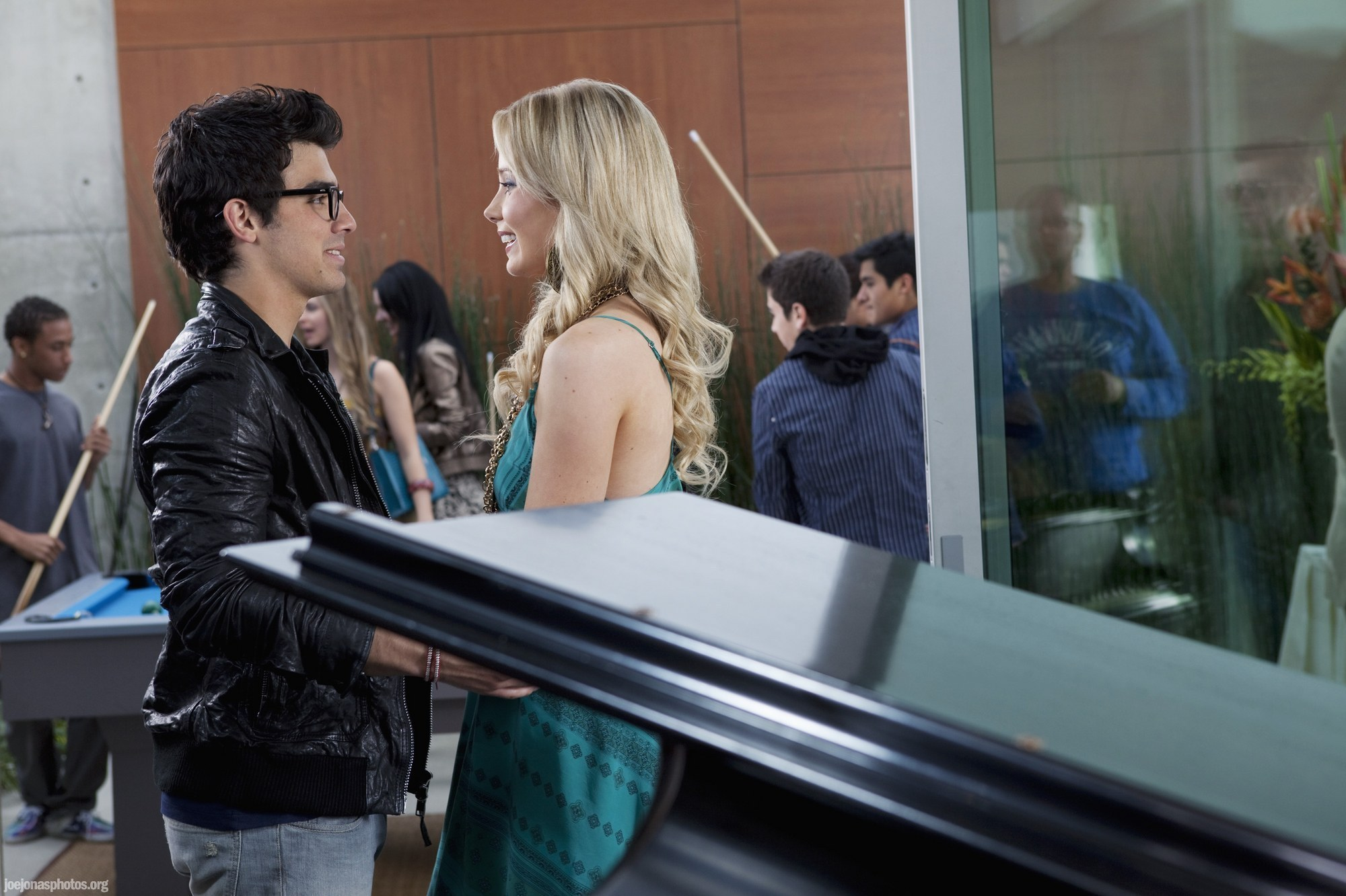 JONAS LA ' House Party ' Stills