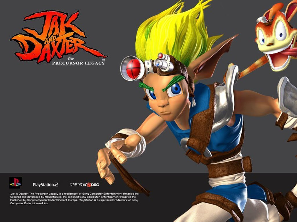 Jak And Daxter The Precursor Legacy Hd Wallpaper: Jak And Daxter Wallpaper (12532481)