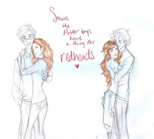 James & Lily <3
