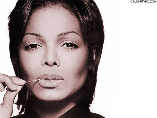 Janet - janet-jackson Wallpaper