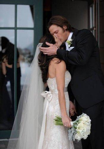 jared padalecki wallpaper entitled Jared's wedding (more pics)