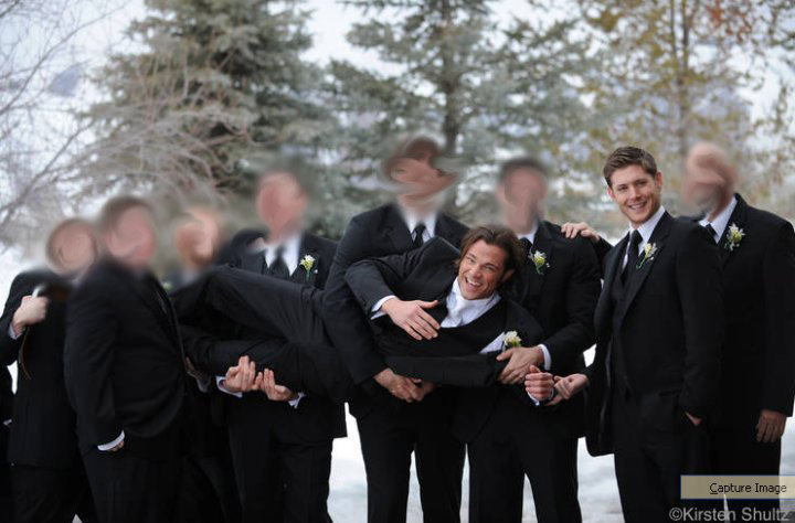 jared padalecki wedding. Jared#39;s wedding (more pics)