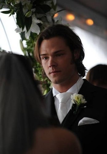 Supernatural wallpaper called Jared's wedding (more pics)