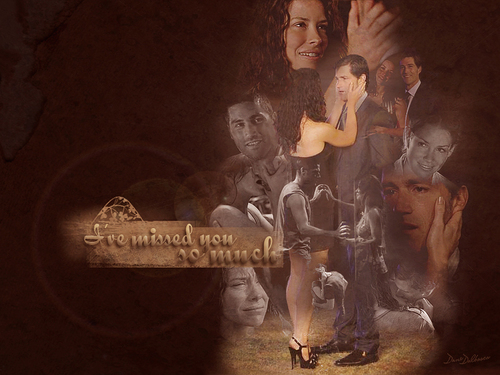 Jate &#34;I&#39;ve missed you so much&#34; - jack-and-kate Wallpaper