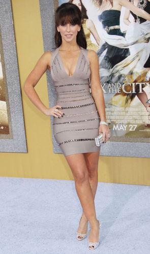 Jennifer @ Sex and the City 2 New York Premiere