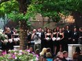 Jensens wedding party (jared,hilarie,elisabeth) - jensen-ackles photo