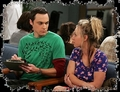 Jim and kaley &lt;3 - jim-parsons-and-kaley-cuoco photo