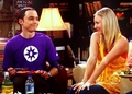 Jim and kaley <3 - jim-parsons-and-kaley-cuoco photo