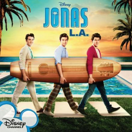 Jonas LA Album Cover
