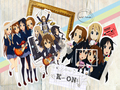 K-on Time! - k-on wallpaper