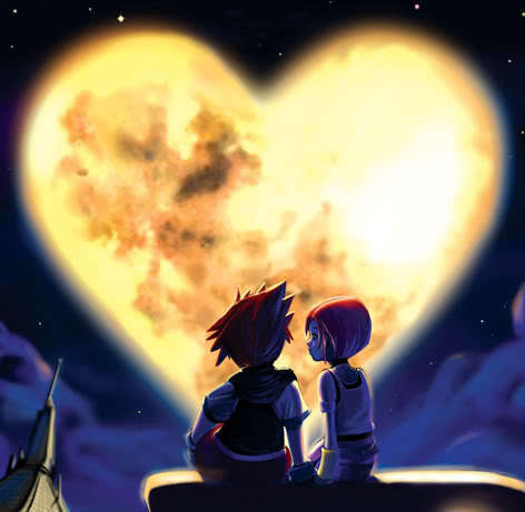 Kingdom Hearts <3