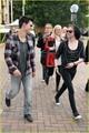 Kristen Stewart and Taylor Lautner Boat Ride Down Under - twilight-series photo