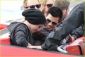 Kristen Stewart and Taylor Lautner Boat Ride Down Under - twilight-series photo