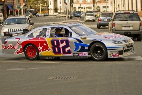 Red Bull car - rajon-rondo Photo