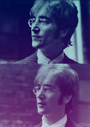 John Lennon wallpaper entitled Lennon