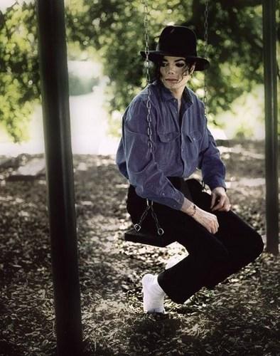 Любовь MJ