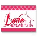Love never Fails - speter fan art