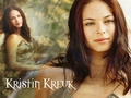 Lovely Kristin - kristin-kreuk wallpaper