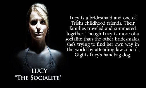 Lucy: The Socialite