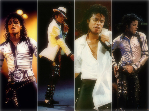 MJ Collage Pics