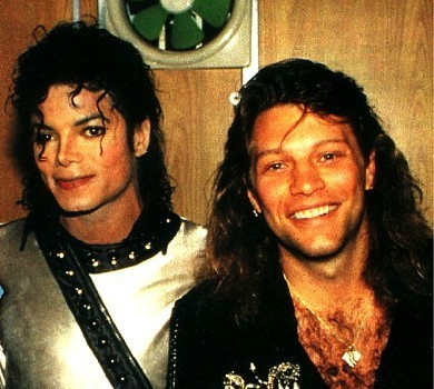 MJ with ........