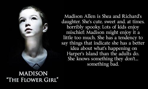 Madison: The ফুল Girl