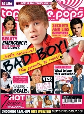 Magazines > 2010 > superiore, in alto Of The Pops (June 2010)