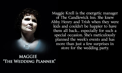 Maggie: The Wedding Planner