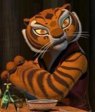 Master tijgerin, die tigerin