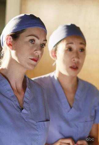 Meredith And Cristina<3