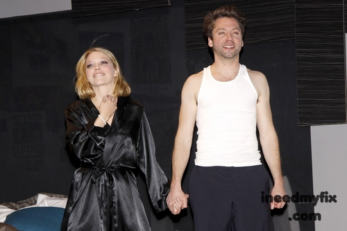 """Michael Weston at the debut of """"Extiction"""""""