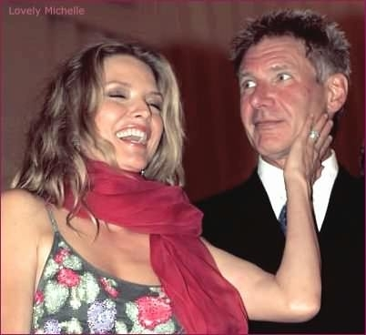 Michelle Pfeiffer and Harrison Ford