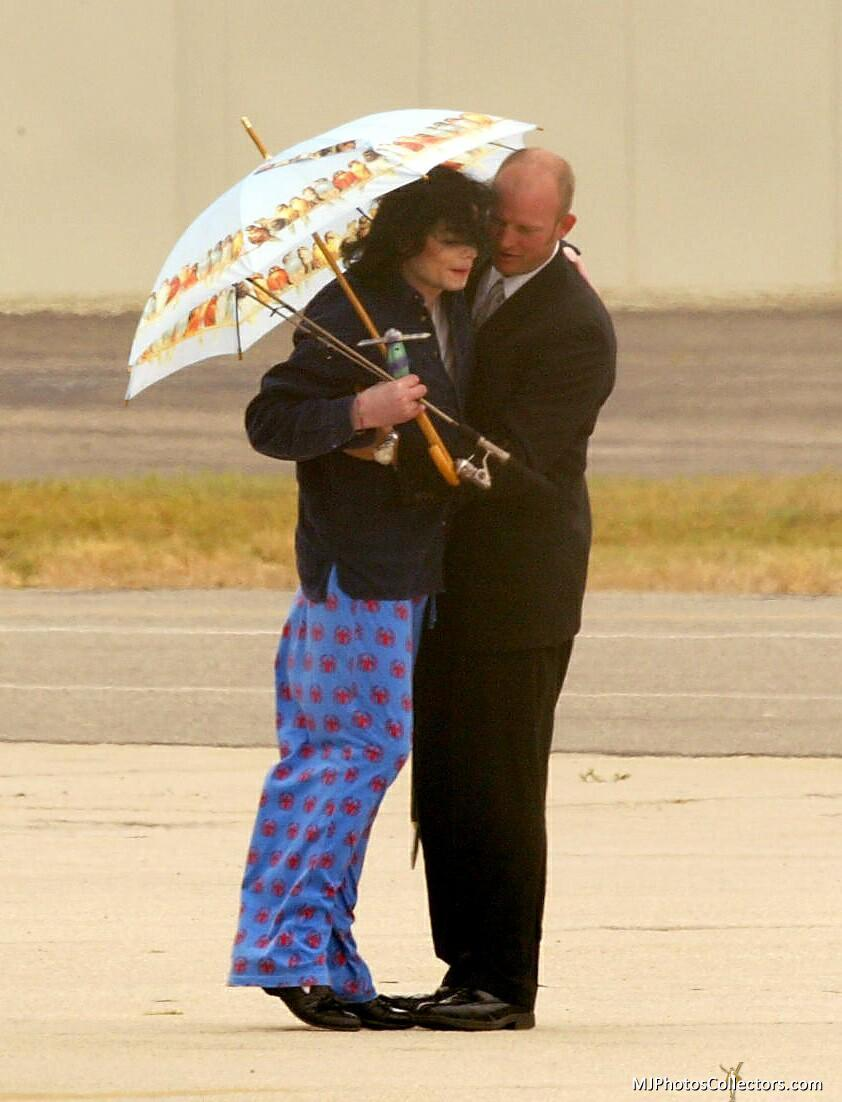 Mike @ Airport!